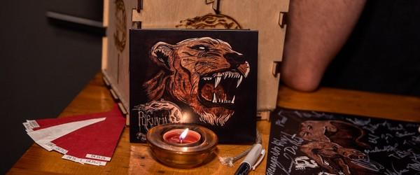 Purnama pokřtila CD Lioness